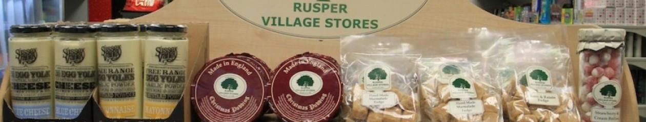 Rusper Village Stores